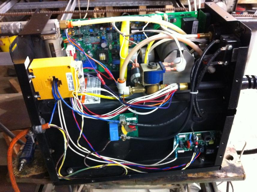 Miller Spectrum 625 >> Lcthc Install In Miller Spectrum 625 Kiwionpatrol S Blog